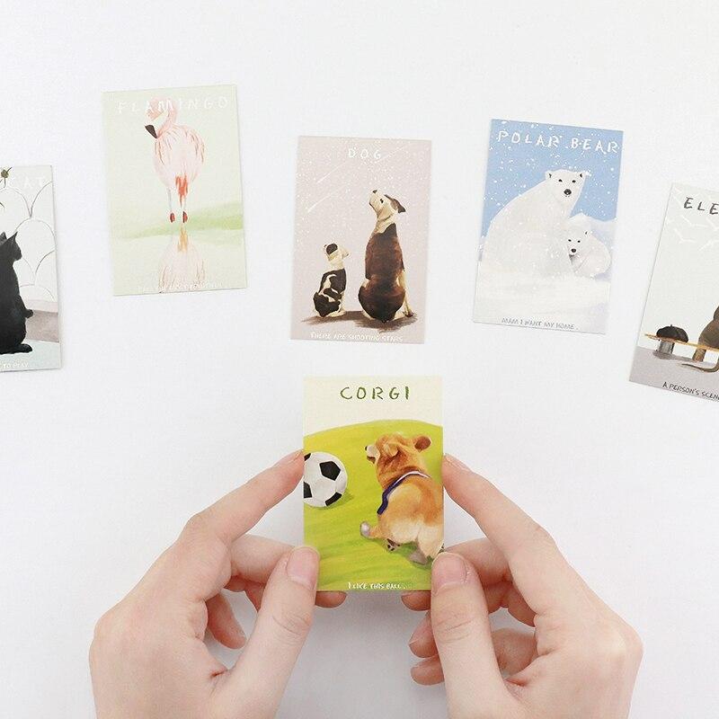 Многофункциональный 5,2*8 см 54 шт. Mini Card этот мне только вы можете видеть печати DIY Скрапбукинг карты вечерние пригласительных билетов подароч...