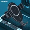 Универсальный 10 Вт Быстрое Автомобильное Крепление беспроводной Быстрый Держатель зарядного устройства для iPhone X XR Xsmax samsung Note 10 9 S9 9 + S8 S8 + ...