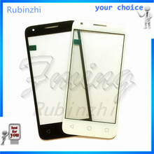 4.5  Outer Glass Lens For Alcatel One Touch Pixi 3 4.5 4027D 4027X 5017 5017E VF795 OT4027 4027 Smart Speed 6 Front Glass Panel euroline для alcatel one touch pixi 3 4 5 4027d green