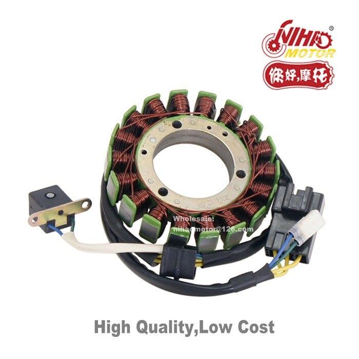 71  MICF188-6040 CF500 18 Pole Stator    for CF Motor CFMOTO ATV GOKART CF500 CF800 spare parts