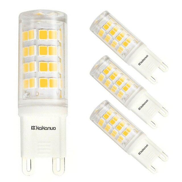 G9 LED BULB AC110V / 220V 3W Equivalent 40W G9 Halogen Lamp Warm ...