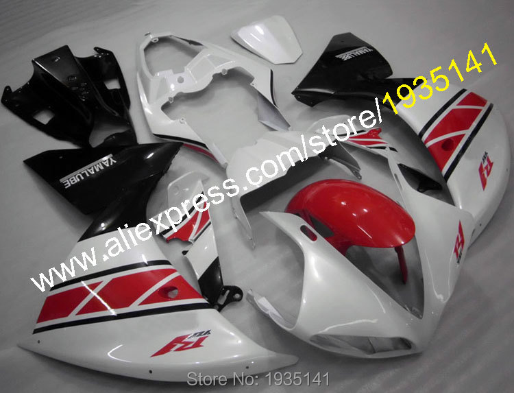 Hot Sales,New Arrival Motorbike For Yamaha YZF-R1 YZFR1 YZFR1000 2009 2010 2011 YZF R1 ABS Plastic fairing (Injection molding)