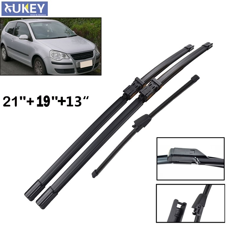 Vipa Car Parts/® 24+19 Wiper Blade Kit 2 x Blades