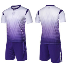 19-20 new short-sleeved football jerseys competition suit football jersey training suit suit short-sleeved t-shirt suit running various old football jerseys matching suit football training suit blank customizable sportswear suit