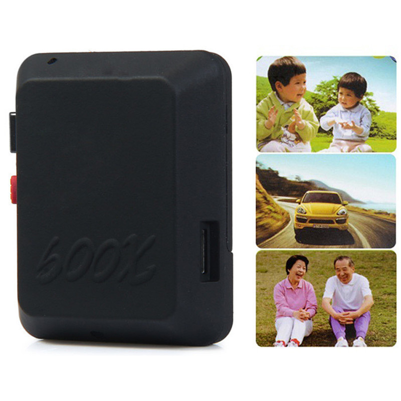 X009 Mini Car GPS tracker Camera Monitor Video Recorder GPS DV GSM SOS Micro Cam GPRS Car Locator for Remote Theft Protection