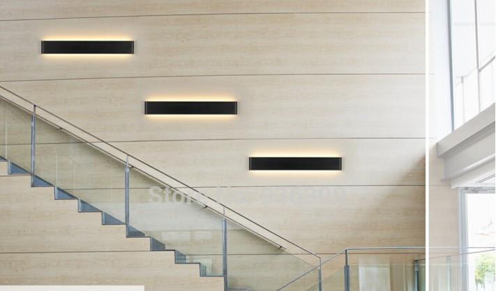 Moderne Lampen 87 : Watt led wandleuchten moderne aluminium wandleuchte