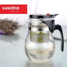 Freies verschiffen kamjove tp serie tee tasse elegant tasse glas tee-set teekanne teekanne