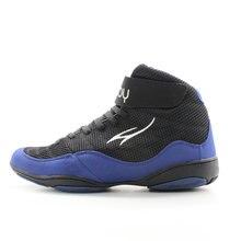 Мужские ботинки для бокса maultby 10 speed черные/синие борьбы