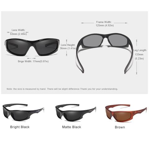 KINGSEVEN DESIGN Sunglasses Men Driving Male Polarized Sunglasses Vintage Frame Eyewear Oculos Gafas UV400 Goggle Multan