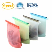 Silicone Food Bags