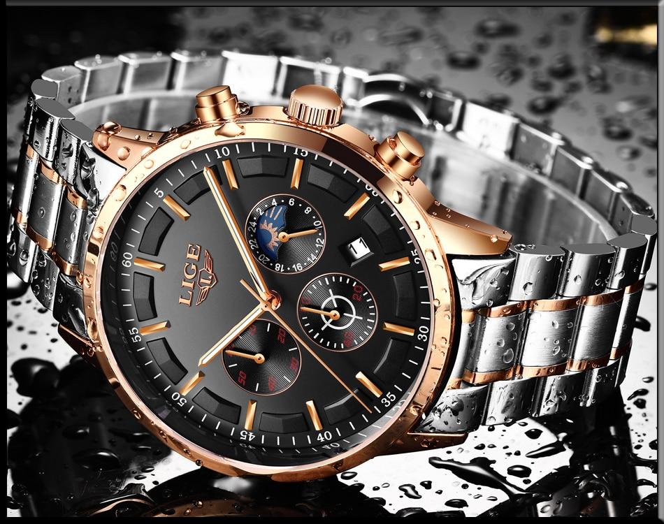 HTB1tO59hlnTBKNjSZPfq6zf1XXag Relojes Watch Men LIGE Fashion Sport Quartz Clock Mens Watches Top Brand Luxury Business Waterproof Watch Relogio Masculino