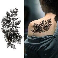 Popularne Flower Foot Tattoo Kupuj Tanie Flower Foot Tattoo