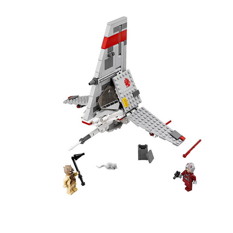 ФОТО bela star wars 7 t-16 skyhopper figure war toys building blocks set marvel minifigures compatible with legoe