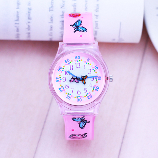 WILLIS NEW Styles Fashion Girls Watches Silicone Wristwatch Mixed Colors Lover's