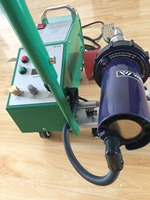 ПВХ брезент горячего воздуха сварочный аппарат для сварки ленты