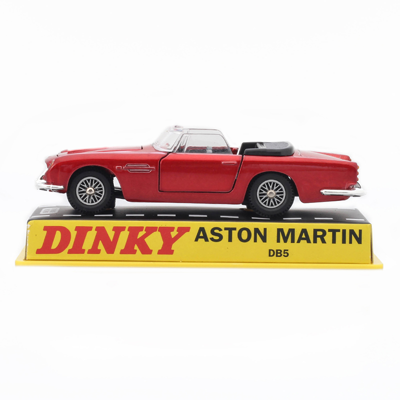 Atlas 1/43 Dinky toys 110 Aston Martin DB5 Alloy Diecast RED NEW Boxed CAR MODEL COLLECTION декор atlas concorde russia aston wood iroko boiserie 3d 31 5x57