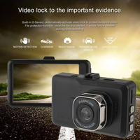 Drop Shipping 3 0 Inch LCD Dash Camera Video Car DVR Recorder Full 1080P HD G