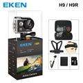 Original Eken H9 / H9R Ultra HD 4K Action Camera 30m waterproof 2.0' Screen 1080p sport Camera go extreme pro cam