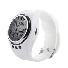 2016 neue Bluetooth Smart Uhr RS09 Smart Armband Armbanduhr Mit Musik Lautsprecher Sport Uhren SmartWatch Für IOS Android-Handy