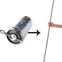 Портативные анти-шоковые палки для скандинавских прогулок, палки, телескопические треккинговые походные Складные Трости, трости с защитными наконечниками