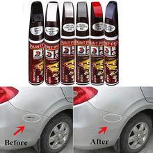 Carro auto pintura caneta casaco zero claro reparação removedor aplicador não tóxico durável ferramenta nj88