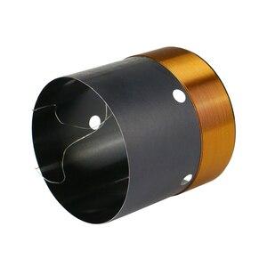 Image 5 - GHXAMP 51mm Bas Ses Bobini Woofer 8ohm Onarım Parçaları Havalandırma deliği Ile 2 katmanlı Yuvarlak Bakır Tel 200  280W 1 adet