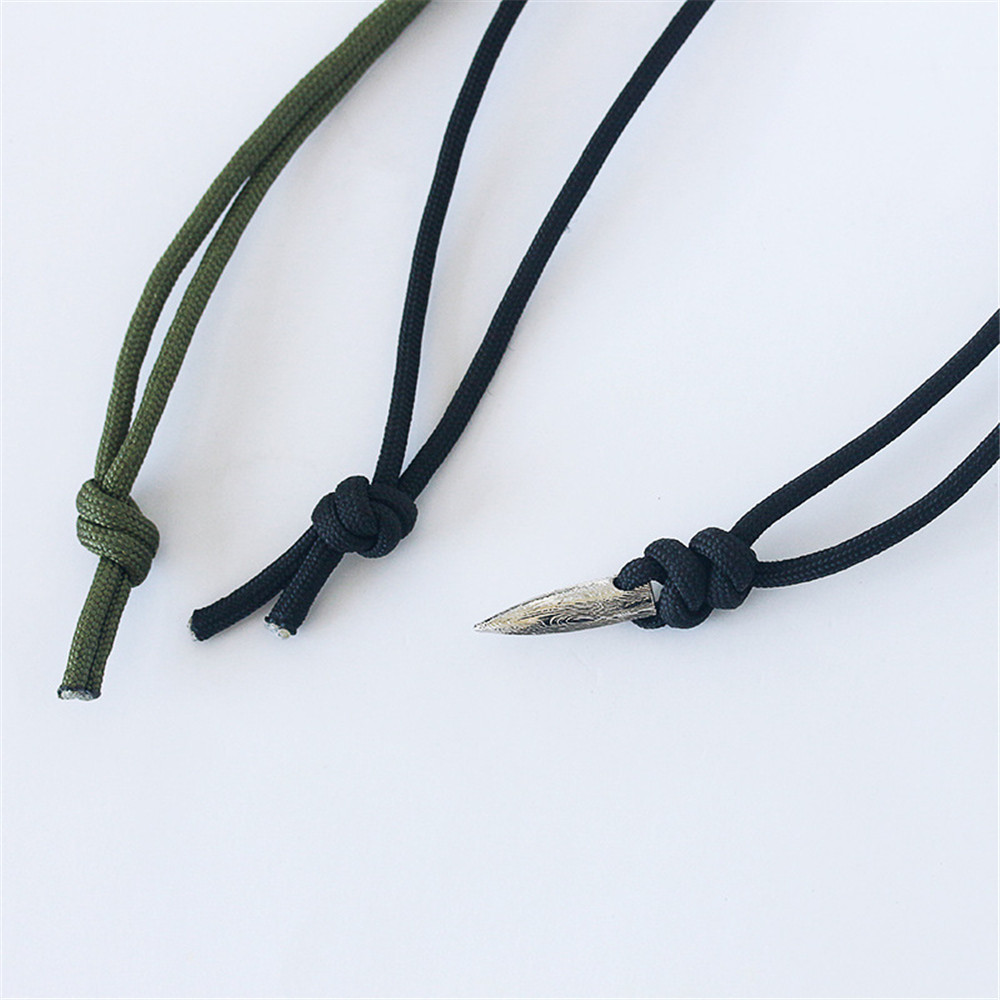 carved thread string necklaces green warrior punk item bullet pendant men in pendants army wolf necklace jewelry warhead givvllry from