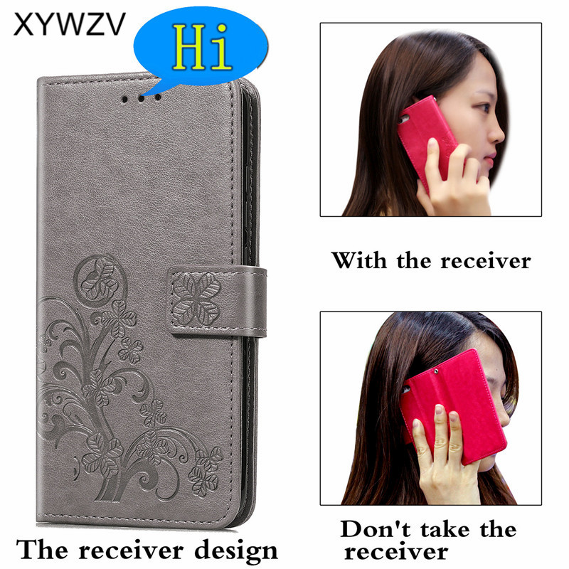 Image 5 - Huawei P Smart Z Case Soft Silicone Filp Wallet Shockproof Phone Case Card Holder Fundas For Huawei P Smart Z Cover P Smart Z-in Flip Cases from Cellphones & Telecommunications