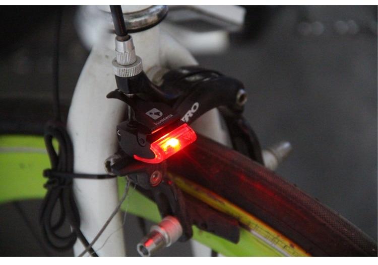 ILumenox Vélo Frein Nano Lumière DEL
