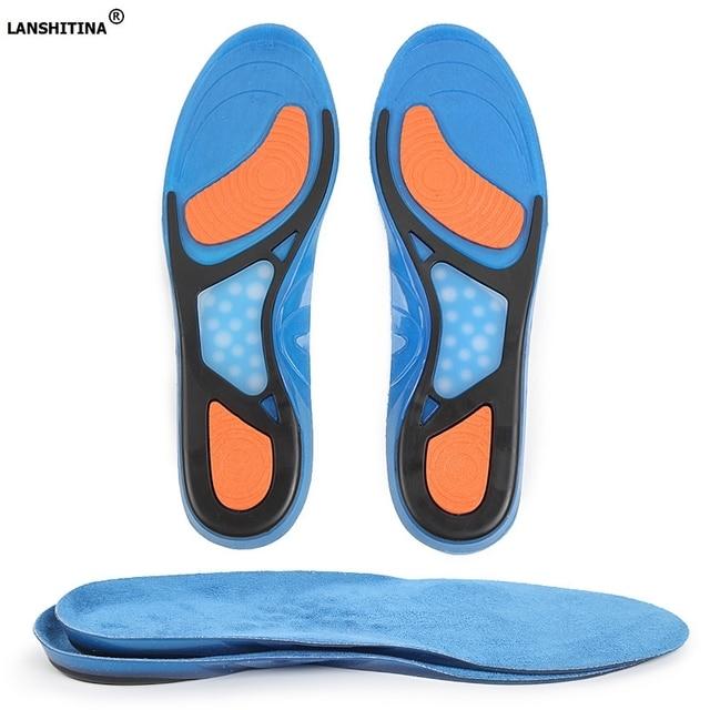 2019 Breathable Shoes Insoles Shock Absorbing Heel Spur For Palmilhas Zooltjes Inlegzolen Semelles Confort Schuheinlagen