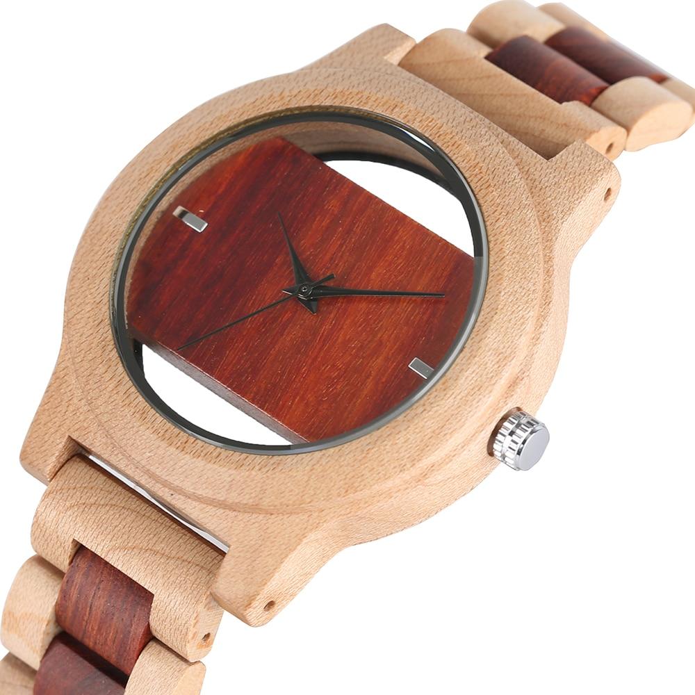 Кращі розкішні повні бамбукові - Чоловічі годинники