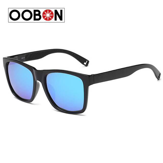 Oobon Promotion 2017 Retro Tr90 Large Sun Glasses Polarized For Ladies Designer Sunglasses Outdoor Eyewear Accessories Female