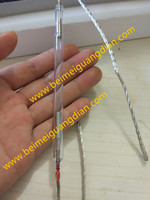 ipl lamp 7*60*120mm best quality NCRIEO ipl xenon lamp e light xenon bulb with wire