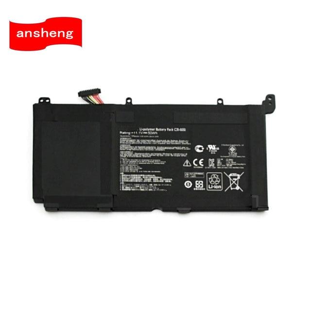 Alta Qualidade bateria para ASUS VivoBook B31N1336 C31-S551 S551 S551LB S551LA R553L R553LN R553LF K551LN V551L V551LA