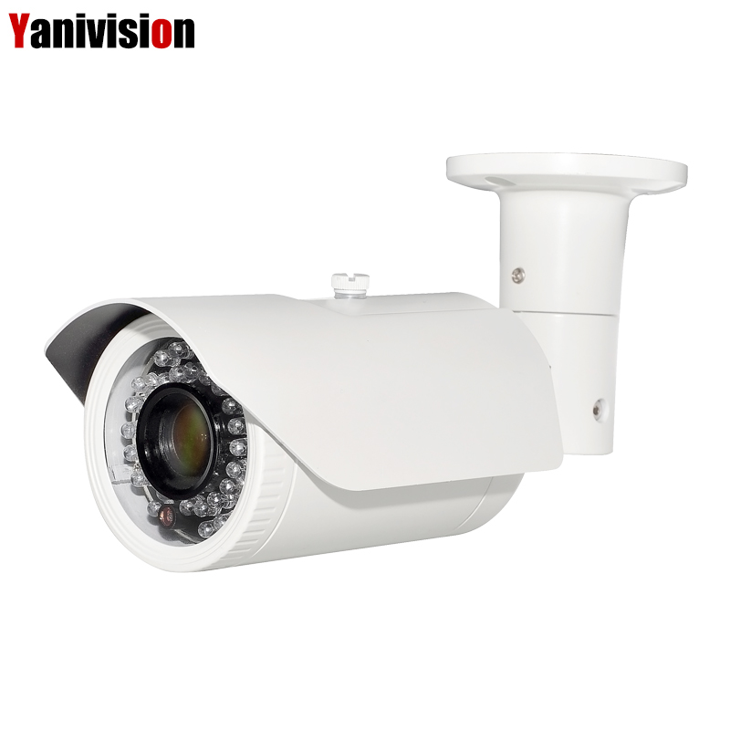 4X IP Camera ONVIF Waterproof Outdoor IR CUT Night Vision P2P 5MP 1080P H.265 IP Camera POE Surveillance Video Camera IP POE h 265 264 3mp 1080p 30fps outdoor ip camera ir cut 4 array ir night vision onvif ip cctv security waterproof surveillance camera