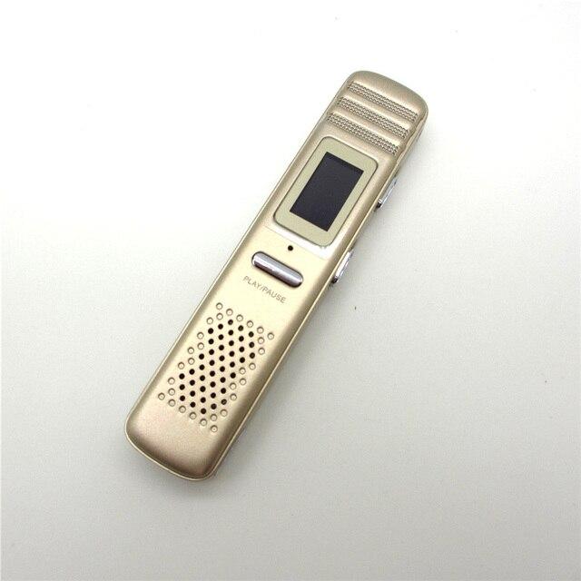 Professional High-Definition 8GB Digital Voice Recorder Pen Mini USB Digital MP3 Player Audio DictaphoneVan