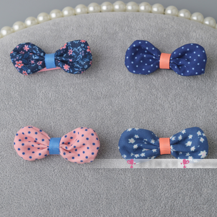 ornament hair bow hair clip flower mini. clips for kids girls hairgrips Newborn hairpins accessories new colorful ribbon baby hair clips hollow bow hairpins children hair accessories circle protect well wrapped flower barrettes