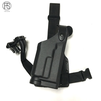 Good Quality Military H&K USP Gun Leg Holster Tactical Airsoft Pistol Holster Leg Holster Gun Hunting