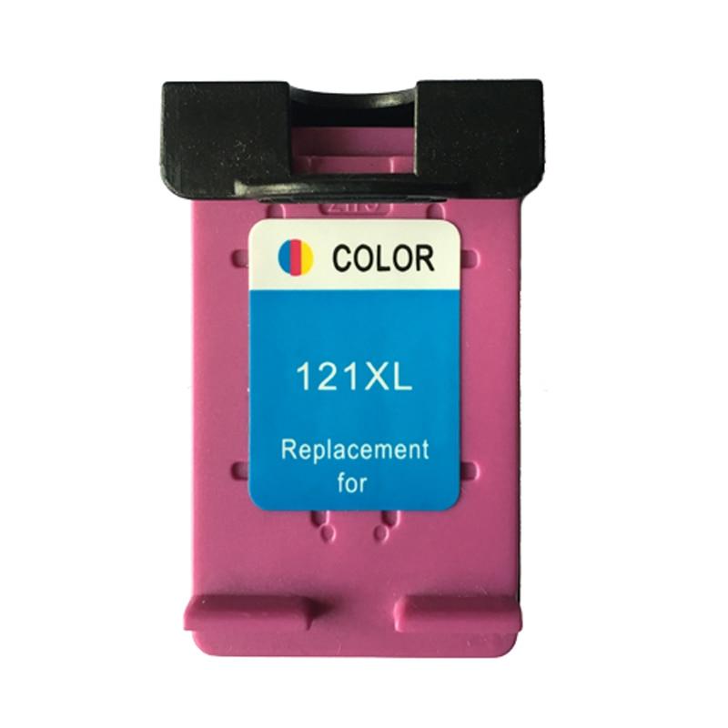 For HP 121 Cartridge For HP121 xl Deskjet 1050 2050 F4283 F2423 F2483 F2493 F4213 F4275 F4283 For HP Deskjet 1050 Ink Cartridge 2pcs compatible ink cartridge hp121xl hp121 for deskjet f4210 f4213 f4240 f4272 f4275 f4280 f4283 f4288 f4500 f4580 f4583