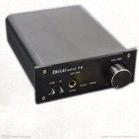 ZHILAI T2 DAC Digital Audio Decoder Headphone Amplifier Supports USB Music Player Lossless Fiber Coaxial Input