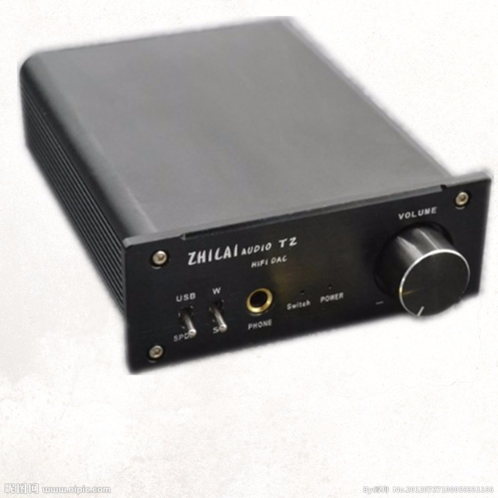 T2 DAC PCM1793 PCM2706 HIFI high-fidelity 192kHz 24bit USB fiber coaxial audio decoder with headphone amplifier one machine smal a6 hifi digital amplifier 50wx2 dac digital 110v 220v native dsd512 usb optical coaxial lp player cd analog input