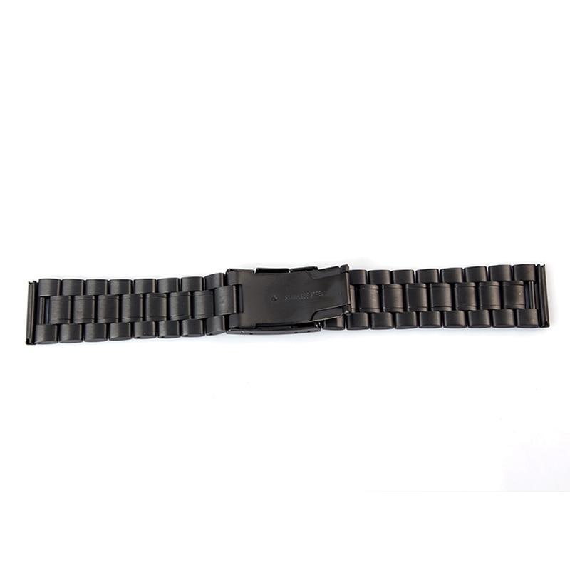 20mm Edelstahl Armband für Moto 360 2 Gen 42mm 2015 Samsung Gear S2 - Uhrenzubehör - Foto 3