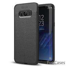Luxury Soft TPU Silicone Leather Case For Samsung Galaxy S7 Edge S8 A3 A5 A7 2017 S8 J3 J5 J7 2017 Prime Note 8 Cases J5 J7 2016(China)