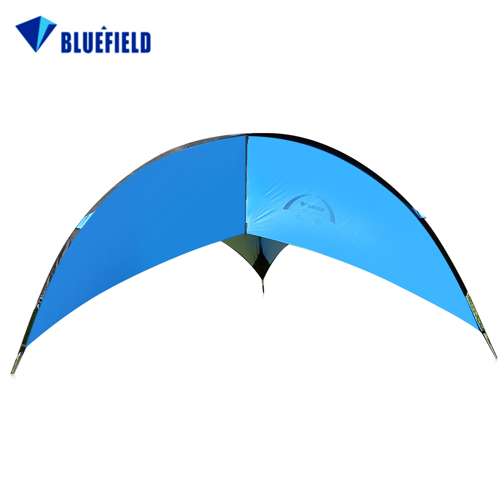 UV Protection Tent Large Beach Tent Waterproof Camping Tent Beach Umbrella BBQ Sun Shelter Outdoor 2017 NEW Arrival outdoor double layer 10 14 persons camping holiday arbor tent sun canopy canopy tent
