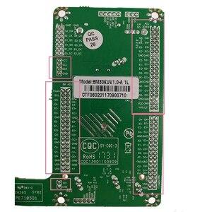 Image 3 - 60HZ à 120HZ LED panneau adaptateur carte convertisseur plaque MST6M30KU V1.0 pour grande taille 120hz LED TV LCD LED de contrôle conseil