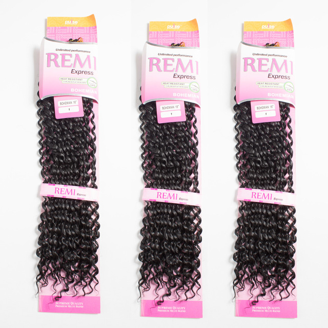 Pulse Remi Express Water Wave Hair Unlimited Performance