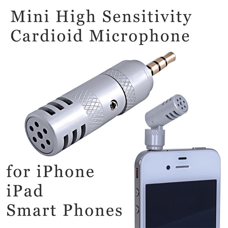 BOYA-Mini-High-Sensitivity-Cardioid-Microphone-for-iPhone5-5s-4s-4-Smart-Phones