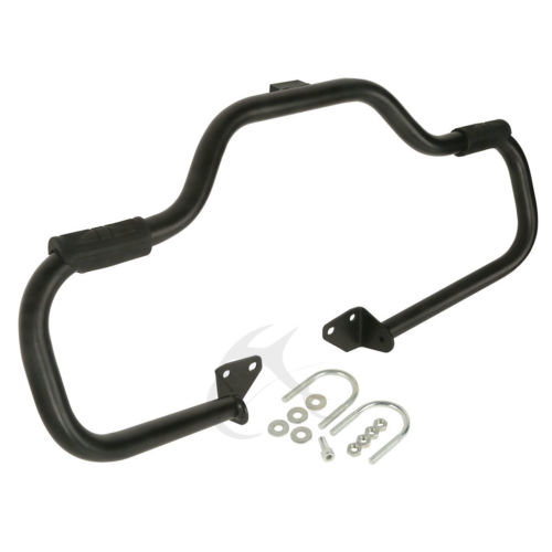 1 1/4 Engine Guard Highway Crash Bar For Harley Dyna Low Rider Fat Bob 2006-UP FXDB FXDF FXDL FXDWG FXDC 101 more low fat feast
