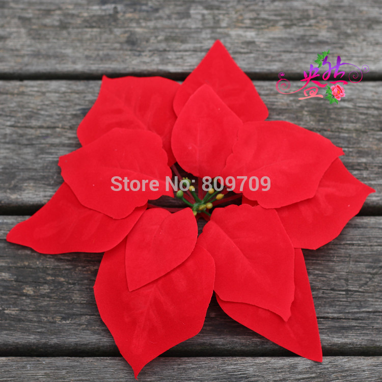 120pcs artificial 79 christmas flower poinsettia red silver gold 120pcs artificial 79 christmas flower poinsettia red silver gold christmas tree adornment plant christmas ornament decoration in artificial dried mightylinksfo