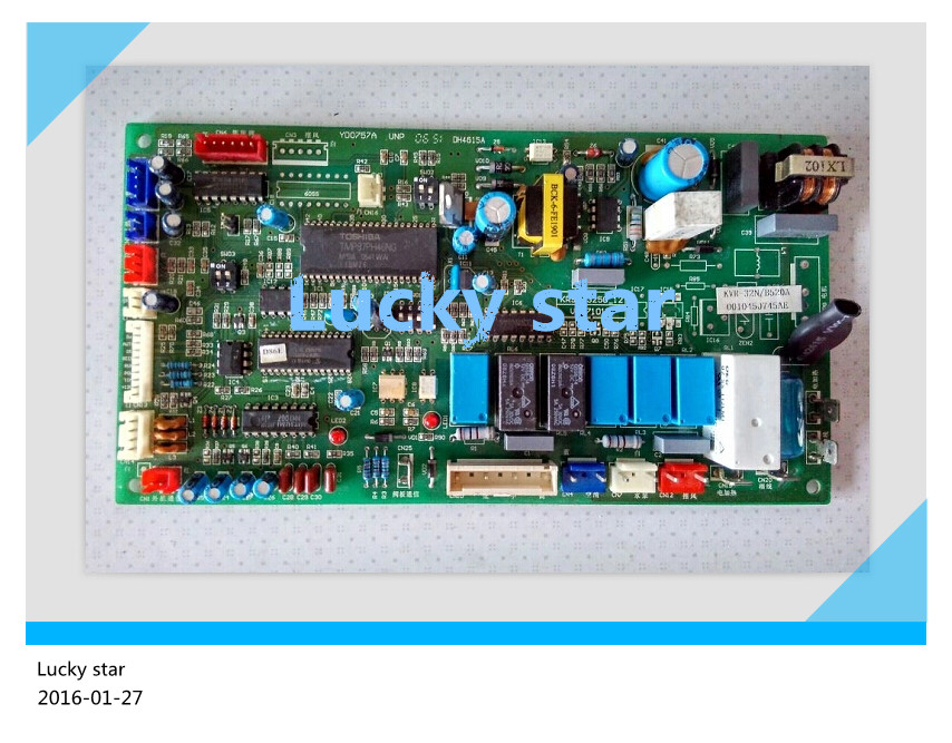 95% new for Haier Air conditioning computer board circuit board KVR-32N/B520A 0010450745AE good working 95% new for haier refrigerator computer board circuit board bcd 198k 0064000619 driver board good working